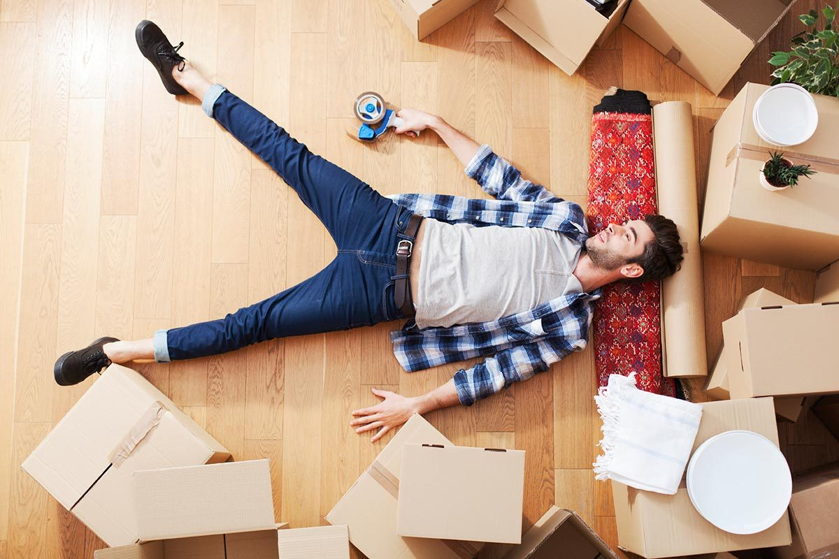 Основные ошибки во время квартирного переезда