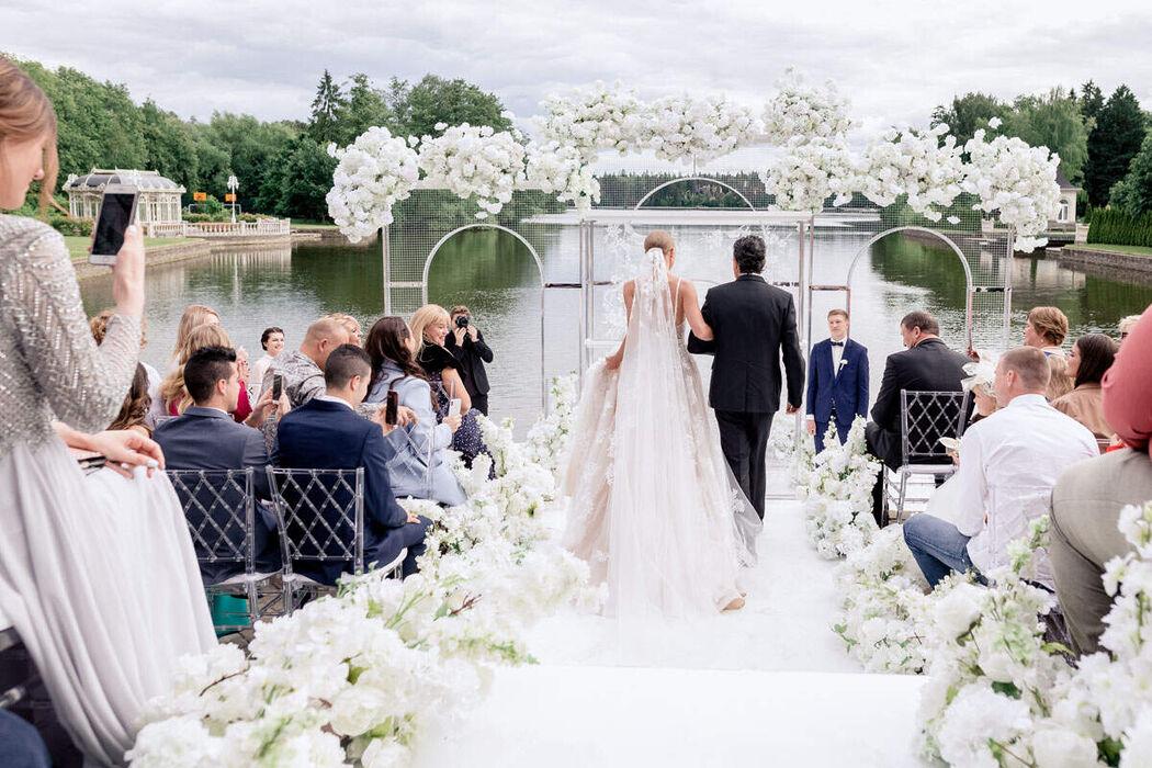 Свадебное торжество, созданное профессионалами