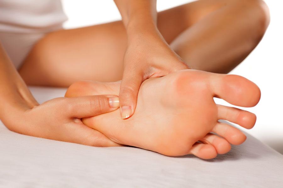 Польза массажа ног при сахарном диабете