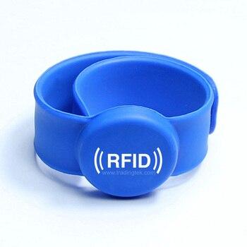 Зачем вам нужен силиконовый RFID-браслет?